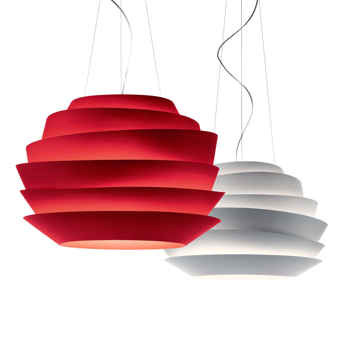 pendelleuchte le soleil sospensione online shop f r foscarini pendelleuchten rump. Black Bedroom Furniture Sets. Home Design Ideas