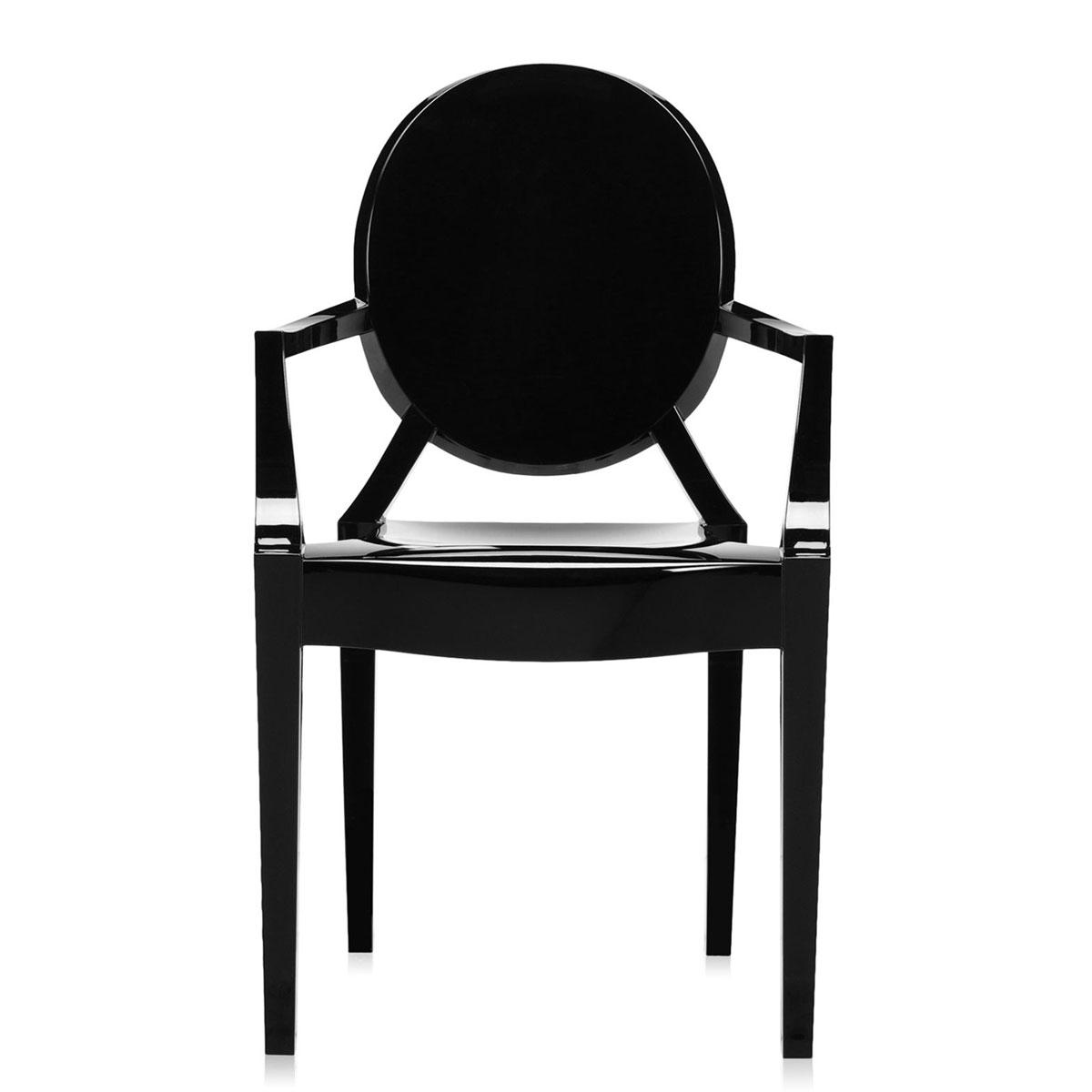 louis ghost armlehnstuhl kartell online shop rump. Black Bedroom Furniture Sets. Home Design Ideas