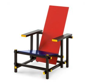 Cassina Red And Blue